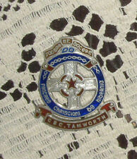 Tamworth Christian Brothers College Badge Mint Condition Stokes Melbourne