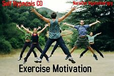 Exercise Motivation-Hypnosis Cd-Narellan Hypnotherapy