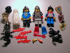 Lego Castle VINTAGE 1993 King's Knight Lot of 34 Figures/Armor/Parts! Look!!!!!!