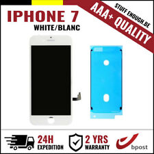 AAA+ LCD TOUCH SCREEN TACTILE SCHERM/ÉCRAN WHITE BLANC FOR IPHONE 7+STICKER