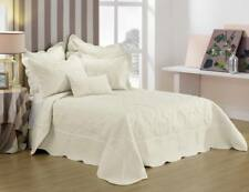 Gorgeous Bianca bedspread Illiana cream  PACKAGE SPECIAL KING