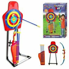 Savage Island Kids Crossbow Archery Set with Target and Stand