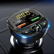 Bluetooth FM Transmitter Auto MP3 Player USB Ladegerät KFZ AUX Freisprechanlage