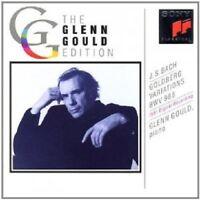 GLENN GOULD - GOLDBERG-VARIATIONEN BWV 988 (1981 DIGITAL)  CD 32 TRACKS BACH NEU
