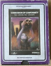Corrosion Of Conformity No Cross No Crown Box Set (Fully Autographed)
