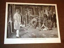 Stradella nel 1887 Funerale di Agostino Depretis Camera ardente