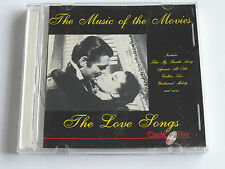 The Music Of The Movies - The Love Songs (CD Album) Used Good