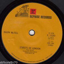 RALPH McTELL Streets Of London / Summer Lightning 45