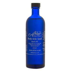 Abluo Aromatherapy Essential Oil Body Ache Bath Oil 200ml