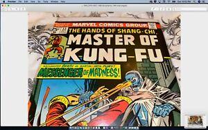 🔥SHANG CHI:MASTER OF KUNG FU #33|1st app. Assassins Mordillo and Leiko (1975)🔥