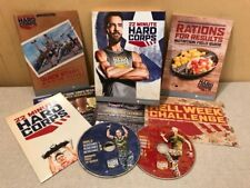 22 MINUTE HARD  CORPS 2 DVD'S NEW SEALED FITNESS PRESENT GYM EXERCISE PRESENT