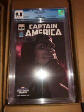 Captain America (Volume 9) #6 CGC 9.8 Djurdjevic variant Fantastic Four villains