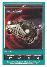 Carte Carrefour Dreamworks - Megamind - Car  N°162
