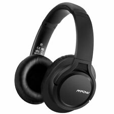 Mpow H7 Wireless Bluetooth Headphones Headset Stereo over-Ear Earphones with Mic