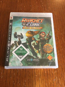 Ratchet and Clank: Quest for Booty (PlayStation 3, PS3) *New & Sealed* Very Rare