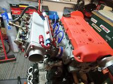 Renneinspritzung-Einzeldrosselanlage VW 2L 16V ABF-Motor- Turbo-Kompressor