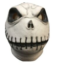 UK JACK scheletro NIGHTMARE BEFORE MASCHERA DI HALLOWEEN COSTUME TRAVESTIMENTO