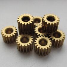 10PCS Brass Gear DIY steampunk parts Steam Punk Supplies (u349)
