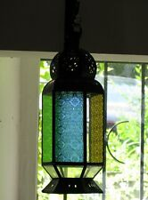 Moroccan candle lantern-Moroccan candle holder-Moroccan garden lantern-Lanterns