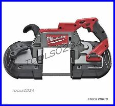 Milwaukee 2729-20 M18 FUEL Deep Cut Band Saw Tool Only  Free US Shipping