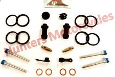 Suzuki GSF600 Bandit Front Brake Caliper Seal Pins Repair Kit x 2 (1996 to 1999)