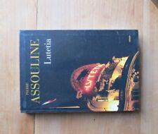 LUTETIA ASSOULINE LE GRAND LIVRE DU MOIS 2005