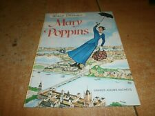 "Mary Poppins, collection ""grands albums Hachette"" en 1964 (159)"