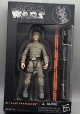 Luke Skywalker Bespin Orange Star Wars The Black Series #11