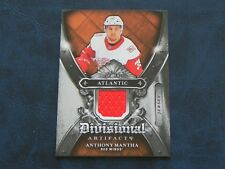 2018-19 18/19 Artifacts Divisional Jersey DA-MA Anthony Mantha Detroit Red Wings