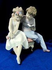 Lladro #6821 A Poem For My Girl *Mint in Original Box* Rare*