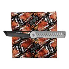 Gerber Ayako folding knife+ Octopus Hank  handkerchief classic Kit 4022