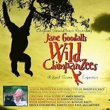 Jane Goodall's Wild Chimpanzees Bruce Cockburn, Bonnie Raitt, Johnny Clegg, Pau