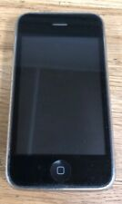 C1 Apple iPhone 3G - 8GB - Black (AT&T) A1241 AS IS DOES NOT POWER ON