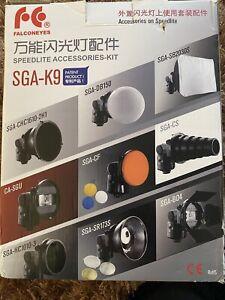 Sga-kp Speedlite Accessories Kit