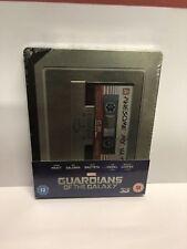 Guardians of The Galaxy Blu Ray Steelbook 3d Zavvi Ltd Edition