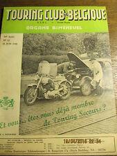 Touring Club de Belgique 15 Juin 1948 Du côté d'Anderlecht