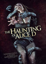 The Haunting of Alice D (DVD, 2016) Brand New Sealed, free shipping