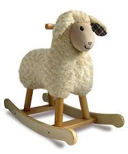 Little Bird Told Me Lambert Rocking Lamb - Suitable From 9 Months LB3051