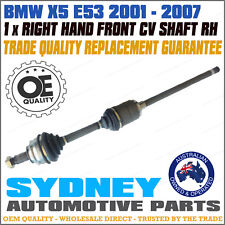 RIGHT Hand / Driver Side BMW X5 E53 2001 - 2007 CV Joint Axle Drive Shaft RH