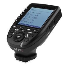 Pixapro ® PRO ST-IV 2.4GHz trasmettitore flash per Canon Trigger Studio Strobe