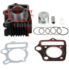Cylinder Piston Kit 50cc ATV Quad Four Wheeler Dirt Pit Bike Engine Parts
