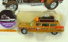 Johnny Lightning Frightning Lightnings Rancid Tan Ghostbusters Ecto-1A  Series 4