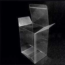 "200 x Vinyl Display Cases Box s  4"" Protectors for Funko Pop figures"