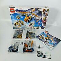 Lego Marvel Super Heroes Avengers Hulk Helicopter Rescue (76144) + 1 mini figure