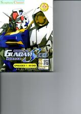Mobile Suit Gundam Seed Vol.1-48 End Anime DVD