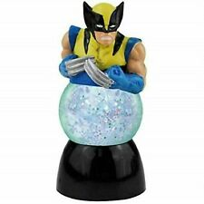 Wolverine X-Men Sparkler Light Up Water Globe 35Mm Westland Marvel Comics 22953