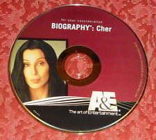 CHER 2004 DVD ~ A&E BIOGRAPHY ~ Very Rare - Revealing Documentary - Greg Allman