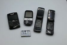 New listing Cell Phone Lot Parts Repair Palm Centro Motorola Krzr K1M Blackberry 8830 Sprint