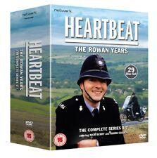 Heartbeat: The Rowan Years (Box Set) [DVD]