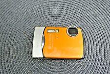Olympus Stylus 850 SW 8.0MP Digital Camera - Orange - Shock & Waterproof
